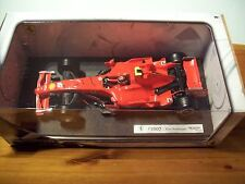 1/18 FERRARI F2007 LIGHT RED VERSION KIMI RAIKKONEN 2007 WORLD CHAMPION