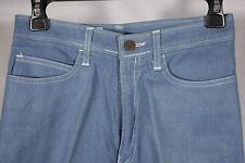 MINT RARE TONY LAMA Jeans Juniors Size 9 Light Blue Denim w/Back Pkt Embroidery