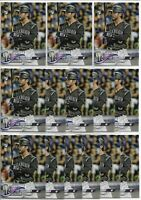 2018 Topps Update Mike Tauchman (14) Card True Rookie Lot #US61 Yankees RC