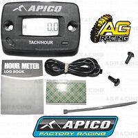 Apico Hour Meter Tachmeter RPM Without Bracket Motocross Enduro Motorcycle ATV