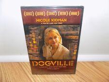 Dogville (DVD, 2004) Nicole Kidman - BRAND NEW, SEALED