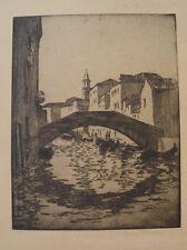 Jengibre Paulsen Chioggia Venecia Venezia canal laguna góndola gondola Navile Husum