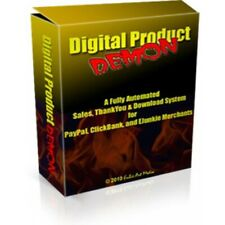 Digital Products Manager Wordpress Plugin