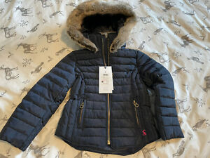 Joules Girls Padded Coat,BNWT,Age 4
