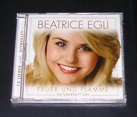 BEATRICE EGLI FEUER UND FLAMME SONDEREDITION INKLUSIVE HITMEDLEY CD NEU & OVP