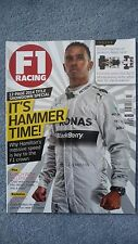 F1 Racing Magazine for the Month of November 2014. Excellent Condition