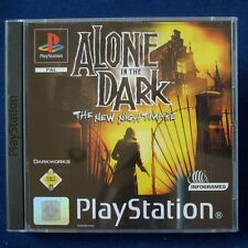 Ps1-PlayStation ► Alone in the Dark: the New Nightmare ◄