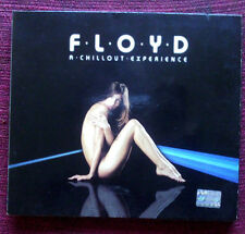 FLOYD A CHILLOUT EXPERIENCE by LAZY DOWNTEMPO LOUNGE BOSSA PSYCH PINK FLOYD OOP