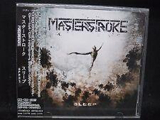 MASTERSTROKE Sleep + 2 (& Enhanced Video) JAPAN CD Dreamtale Status Minor