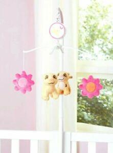Disney Baby The Lion King Nalas Jungle Musical Mobile Crib Nursery Crown Crafts