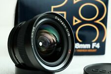 near mint Carl Zeiss DISTAGON 18mm f4,0 - boxed Contax Yashica lens