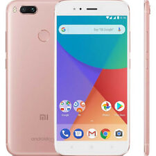Xiaomi Mi A1 Pink Rose Gold 32GB 5.5'' 4GB RAM 12MP Android Phone By FedEx