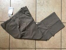 NIKE GOLF Womens Tech Crop Pant-Olive Khaki-Size 8-NWT