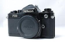 Nikon FE2 35mm SLR Film Camera Body Only  SN2152129