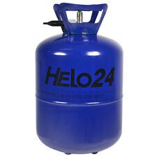 Helo Helium Ballongas Heliumflasche Ballon Party zusammen mit 30 Luftballons 0.25 m³