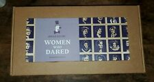 Women Who Dared Wood Building Blocks 32pcs  - Uncle Goose Feminist Strong Women!