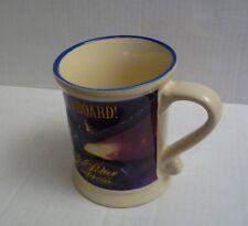 """Warner Brothers The Polar Express 3D """"All Aboard!"""" Christmas Mug/Holiday Mug"""