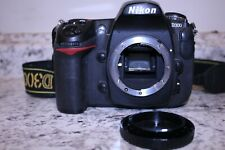 Nikon D300 12.3MP Digital SLR Camera (Body Only) - Pre-owned/As Is