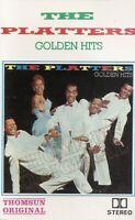 The Platters.  Golden Hits Import Cassette Tape