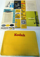 Lot Of Photography Brochures and Promos From Kodak And General Electric
