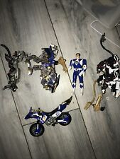 Vintage LOT 90s Bandai And 20s Tomy Power Rangers Action Figures Toys