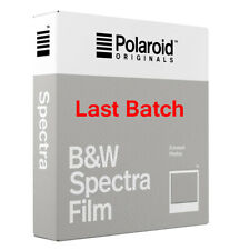 Polaroid Originals IMAGE SPECTRA BLACK & WHITE Instant Film **LAST BATCH **