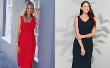 BRAVISSIMO CLOTHING MALLORY WRAP DRESS RRP £60 (28)