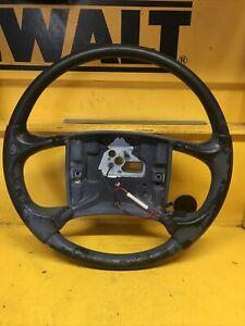 1994-1996 Buick Park Avenue OEM steering wheel (paint peeling)