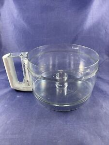 KitchenAid Food Processor KFP600WW Replacement 9-Cup Work Bowl Part 4176267