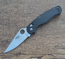 Ganzo Firebird F729-CF Folding Knife 440C Blade Carbon Fiber Scales