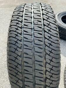Set of Four New Takeoff Michelin LTX A/T2 275 65 18 6 Ply Tires (275/65R18)