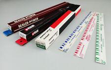 3 x PLASTIGAGE Messstreifen nach Wahl 3 x Plastigauge Gleitlagermesswerkzeug