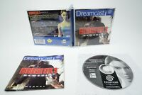 Sega Dreamcast *Resident Evil 3: Nemesis* OVP mit Anleitung Deutsch