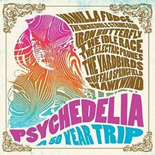 Psychedelia: A 50 Year Trip - Various Artists (NEW 2CD)