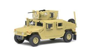 Solido S4800102 - 1/48 M1115 Humvee - Desert Camo 1983 - Diecast Model