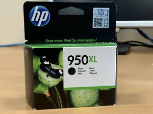 HP 950XL High Yield Original Ink Cartridge Black Single Pack