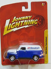 JOHNNY LIGHTNING 1950 CHEVY PANEL DELIVERY JL 7 W+