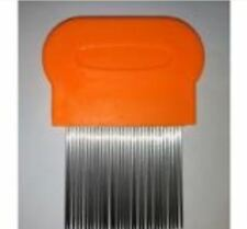 Lice Terminator Removes Dandruff Hair Comb Magic Suyod - ORANGE
