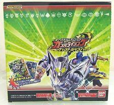 Data Carddas・Kamen rider battle ganbarizing burst rise pack BOX card JAPAN 2020