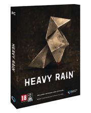 Heavy Rain PC Pal España Nuevo Precintado FISICO envio gratis