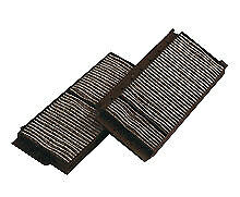 Fuelmiser Cabin Air Pollen Filter for Mazda FCF144 fits Mazda CX-7 2.2 MZR-CD...