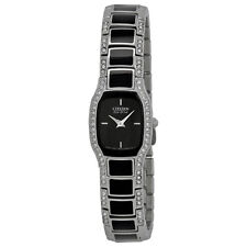 Citizen Normandie Stainless Steel Crystal Ladies Watch EW9780-57E