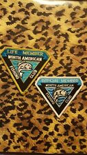 North American Fishing Club Patches (New)