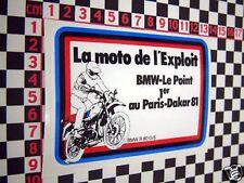 BMW Boxer Sticker R80gs R80g / S R100gs R50 R60 R69 R68