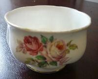 Royal Albert Pink Roses Small Vintage Sugar Bowl
