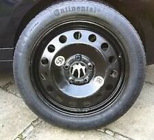 BMW 17 inch Space Saver Spare Wheel Kit Jack Brace Tools E60 E61 E90 E91 E92 E93