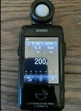 Sekonic LiteMaster Pro L-478D-U Light Meter