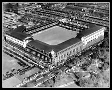 Connie Mack Stadium Shibe Park #1 Photo 8X10 Philadelphia Phillies Athletics A's
