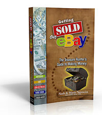 GETTING SOLD ON EBAY Book by Norb and Marie Novocin Estateauctionsinc yqz