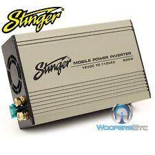 STINGER SPI500 CAR BOAT 1000W 12V DC TO AC POWER CONVERTER INVERTER 3 OUTLETS